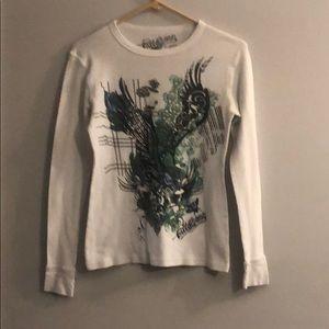 Billabong Graphic Thermal Shirt